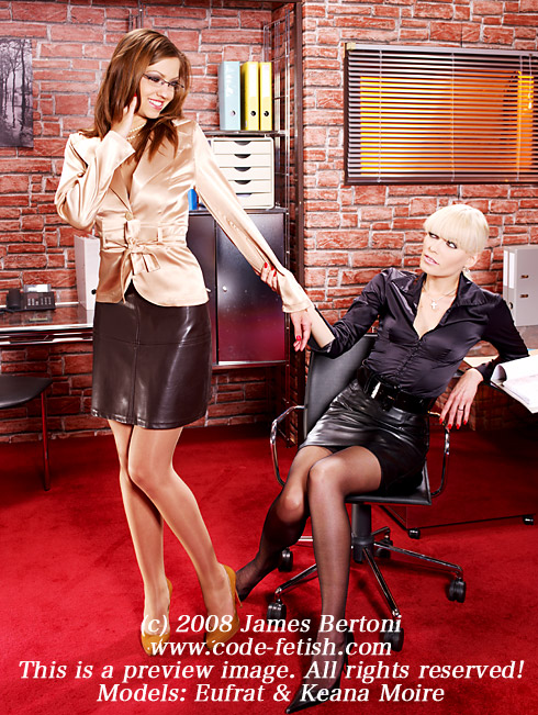 Business Women at Work